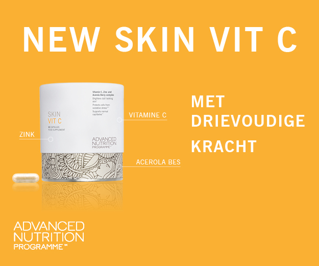 ADVANCED NUTRITION PROGRAMME - Skin Vit C