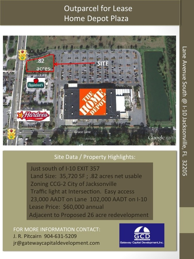 Home Depot 841-S-Lave-Ave Property available for lease