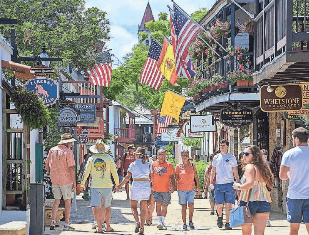 St. Johns Outgrows neighboring counties