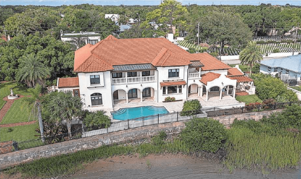 Million Dollar Home St. Johns