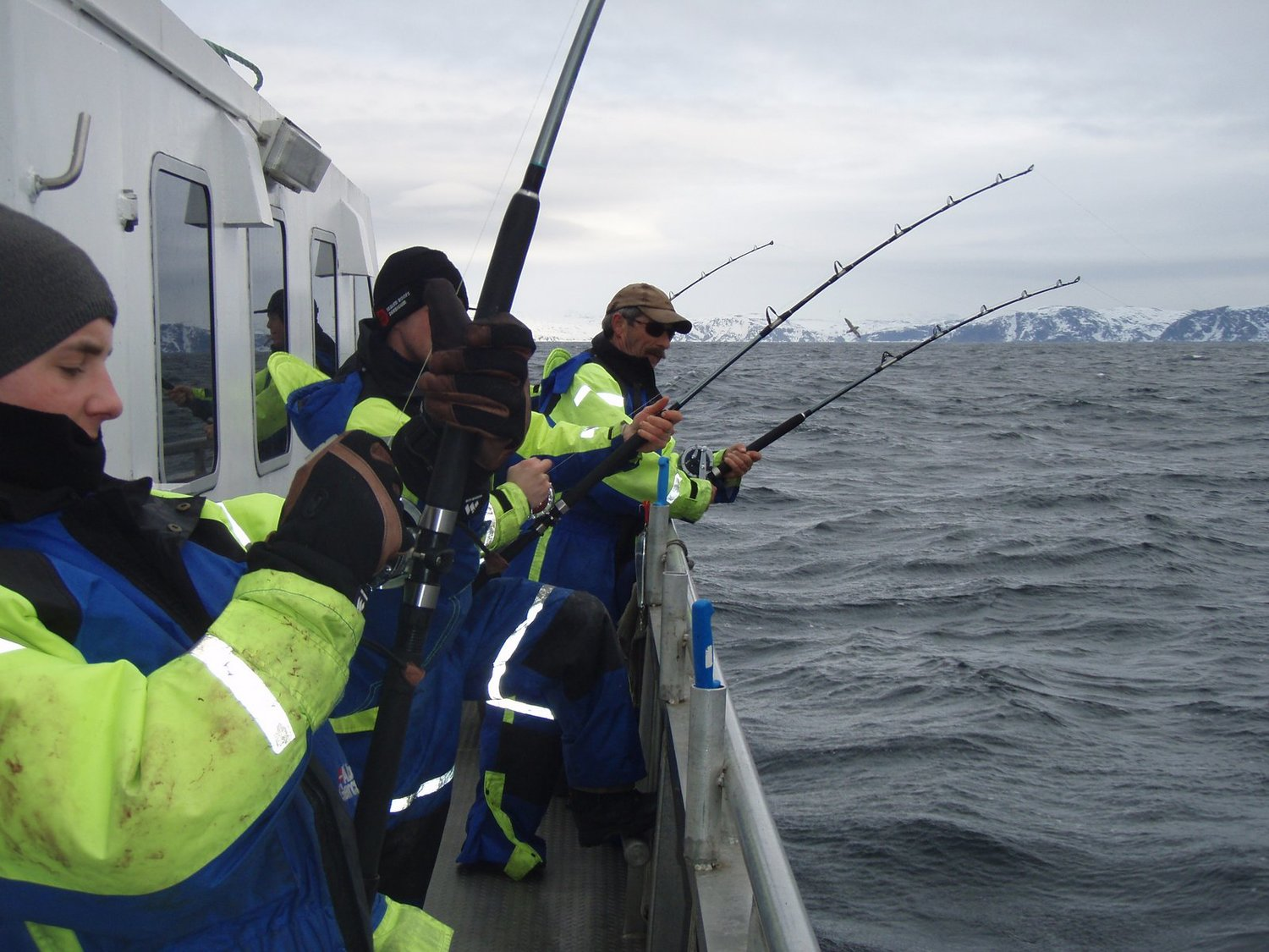 Arctic Fishing in Tromsø