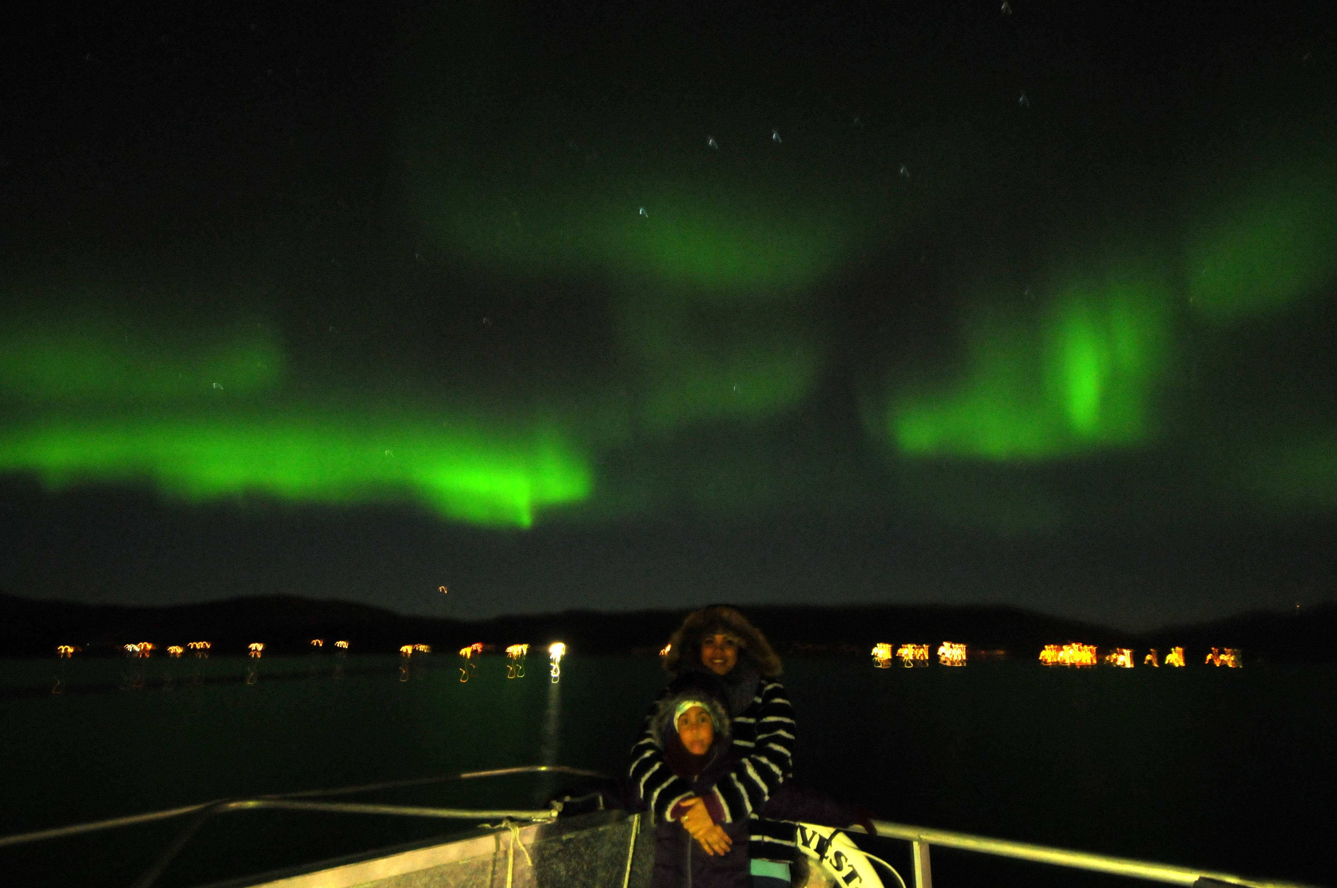 Early evening Northern Light Cruise from Tromsø for the elder and families with children