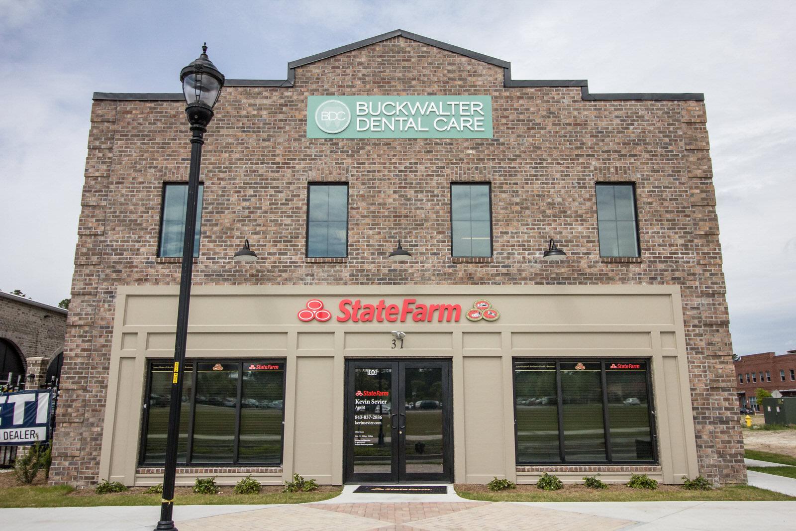Buckwalter Dental Care office