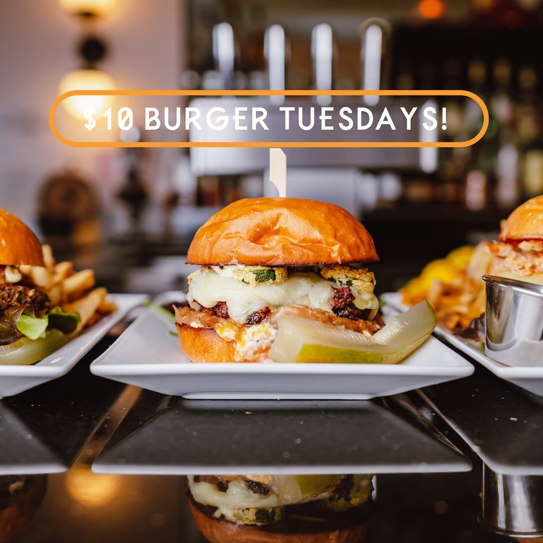 10$ Burger Tuesdays
