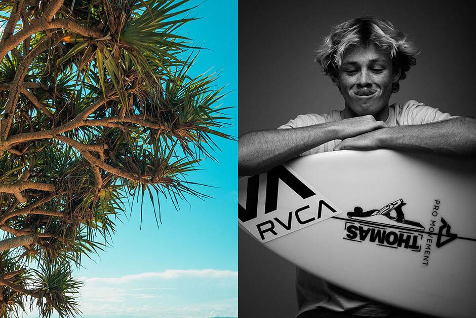 Australian surfing champ gets some studio time
