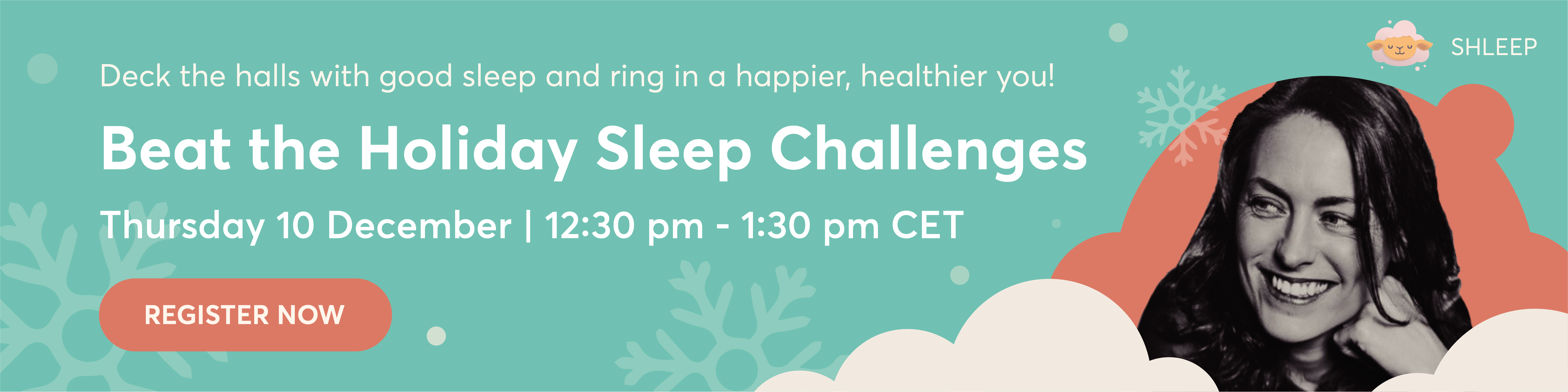 Beat the holiday sleep challenges