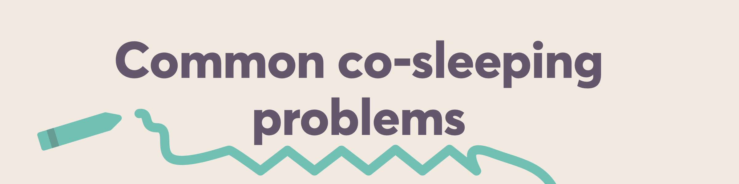 sleep and relationships: common co-sleeping problems