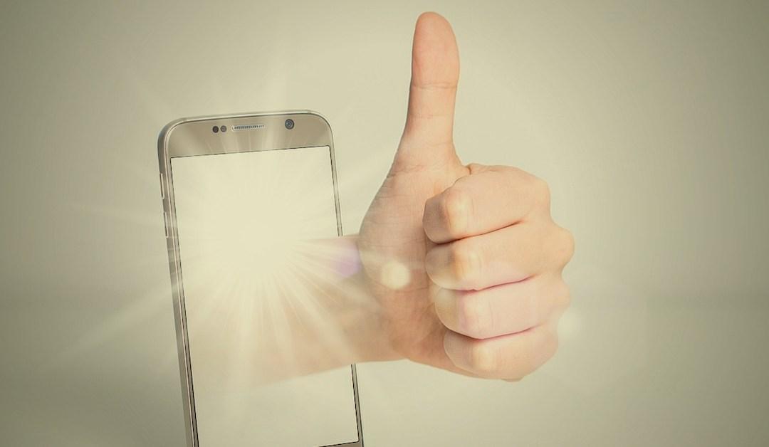 el nivel de interacción en internet se mide con los likes y comparticiones que consigue el contenido.