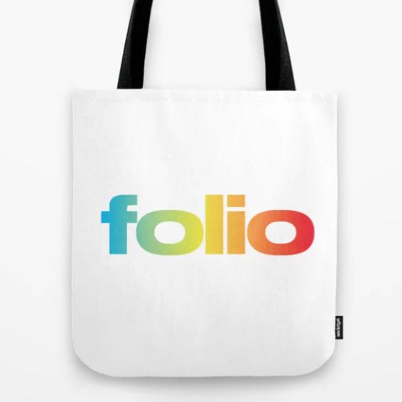 Folio Tote Bag