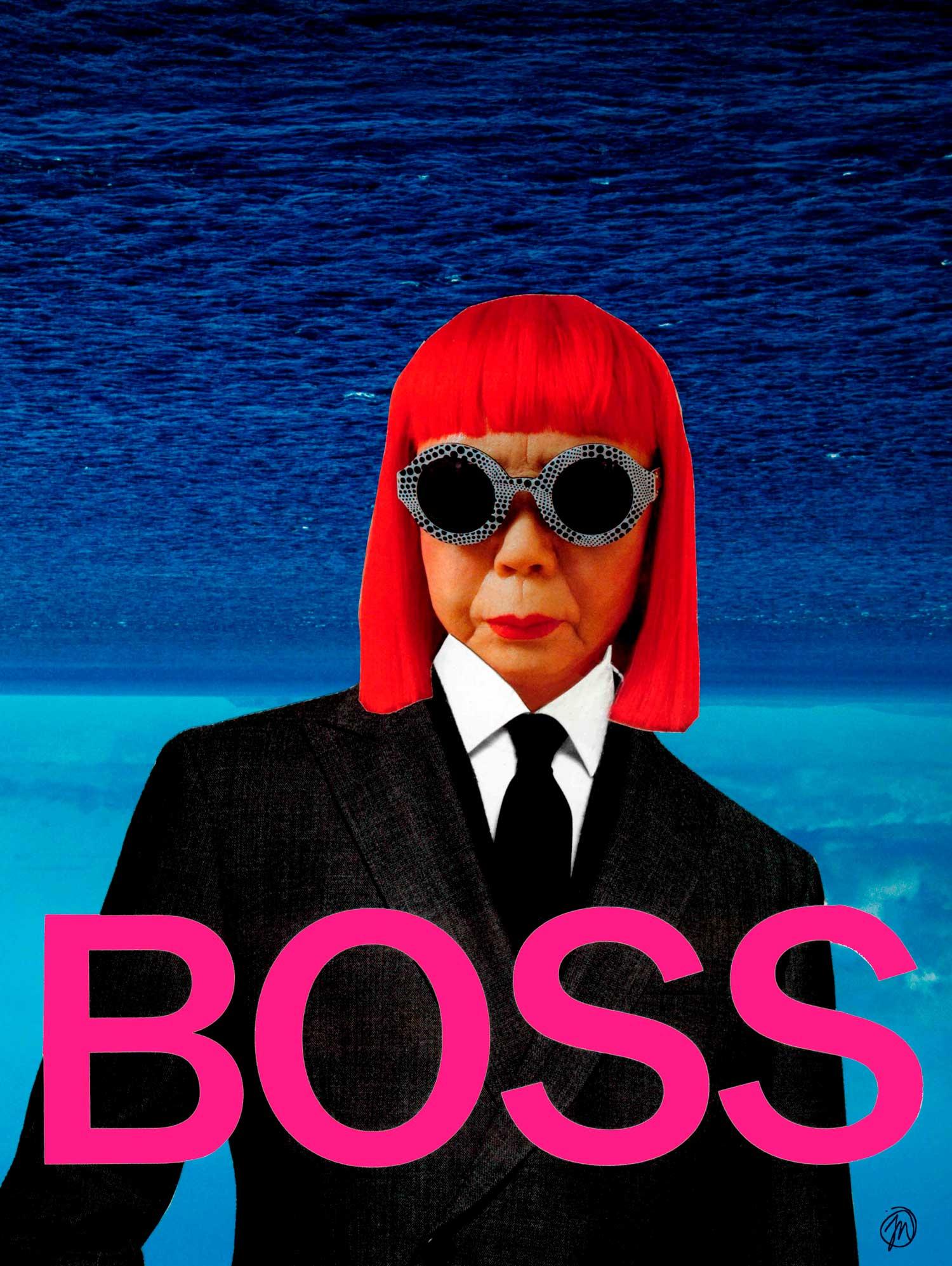 Boss - © Jeanette Weston