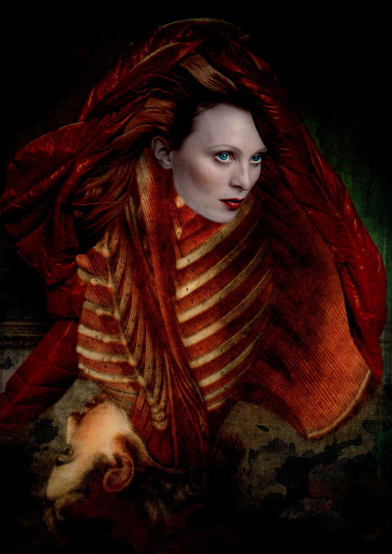 Flesh & Blood - © Jeanette Weston
