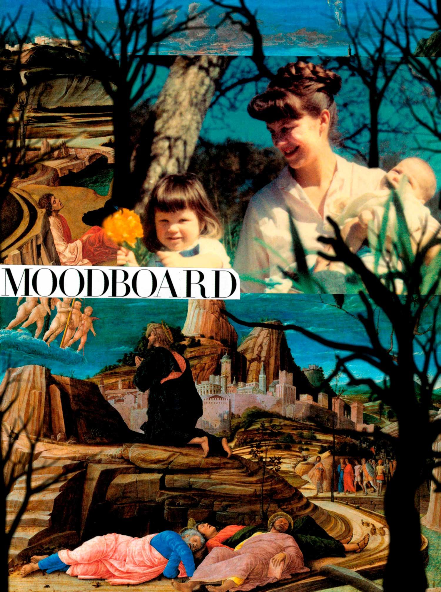 Moodboard - © Jeanette Weston