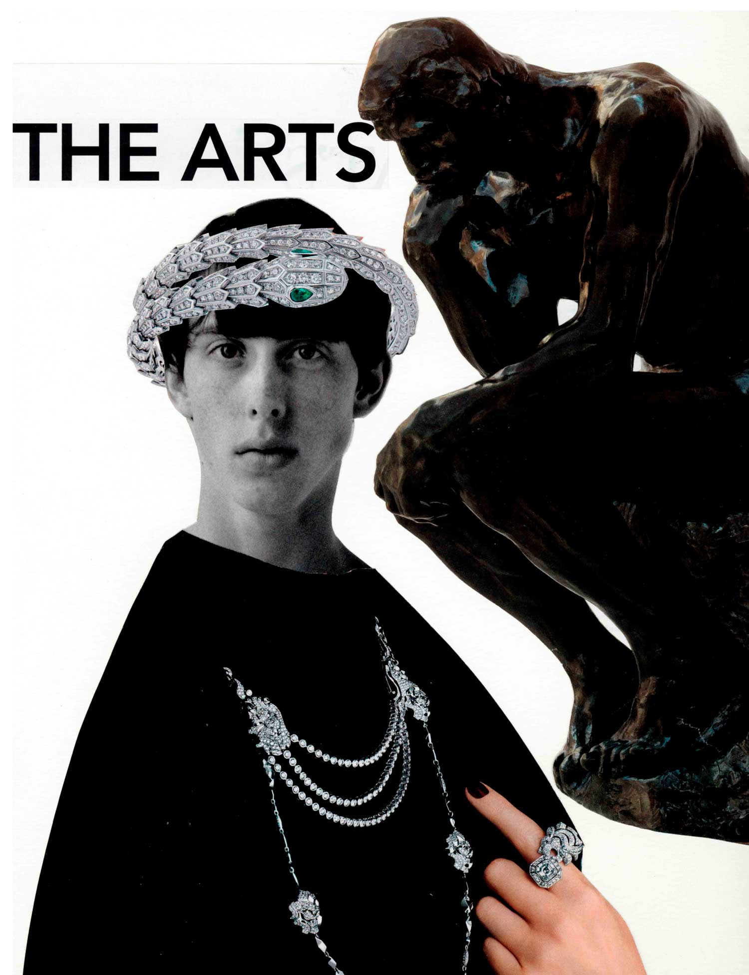 The Arts - © Jeanette Weston