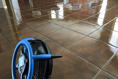 Tile & Ground Cleaning