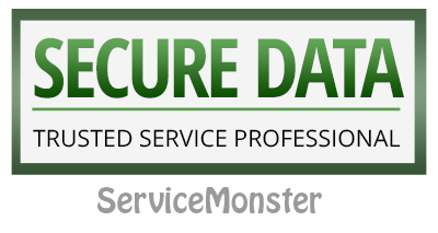 Service Monster Secure Data Trusted Service Professional