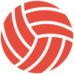 image of volleyball icon