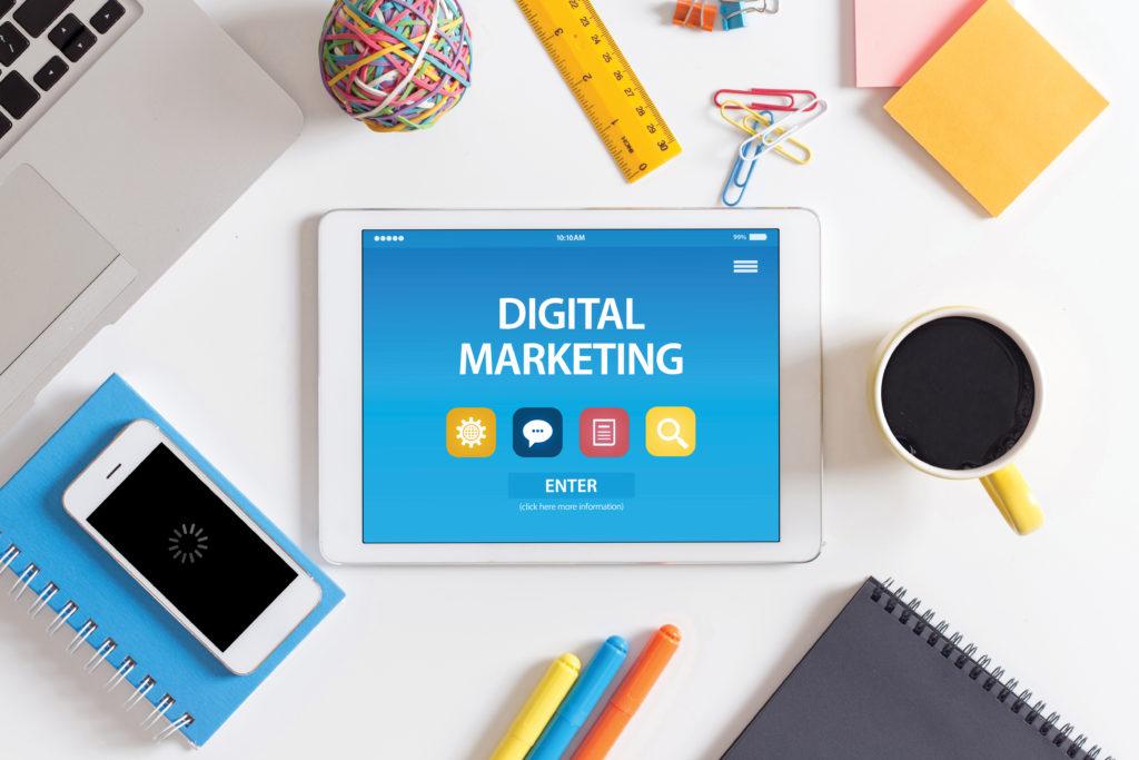 Qu'est que le marketing digital