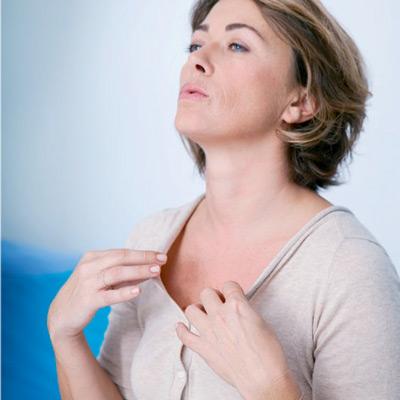 ömma bröst klimakteriet