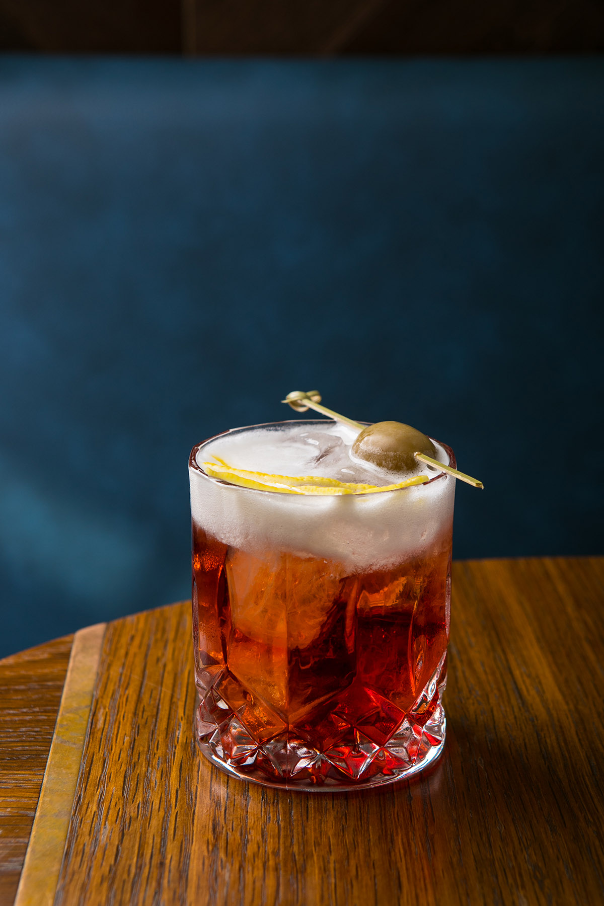 Cocktail Salty Negroni