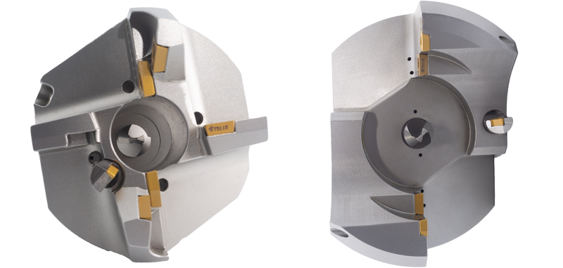 multitarea herramientas de perforación fina inserciones ISO