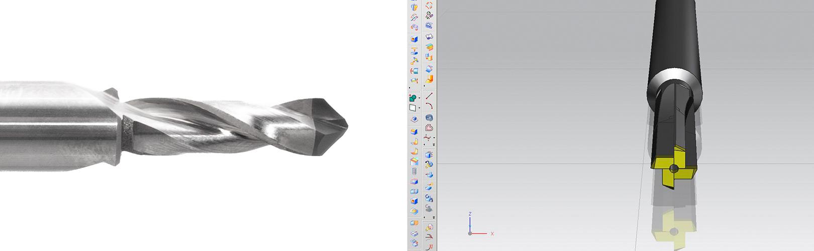 Preziss Solid PCD Tools