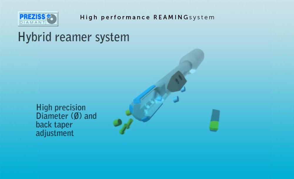 FLEX REAM system by Preziss