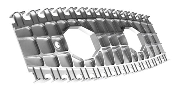 wing rib aluminium