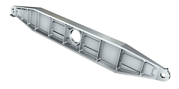 beam chassis titanium