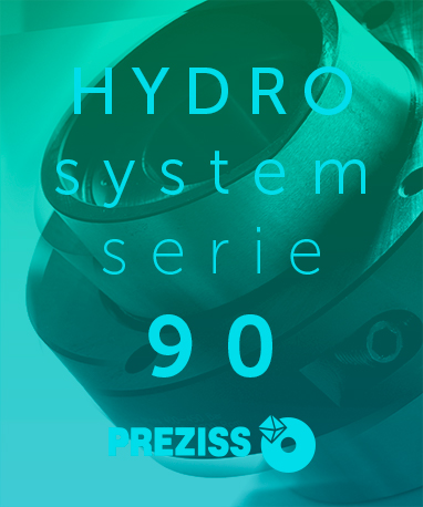 PREZISS HYDRO SLEEVES Catalogue