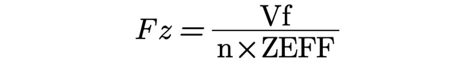 Fz formula
