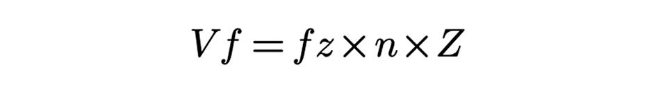Vf formula