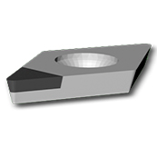 PCD ISO INSERT VCMT by Preziss