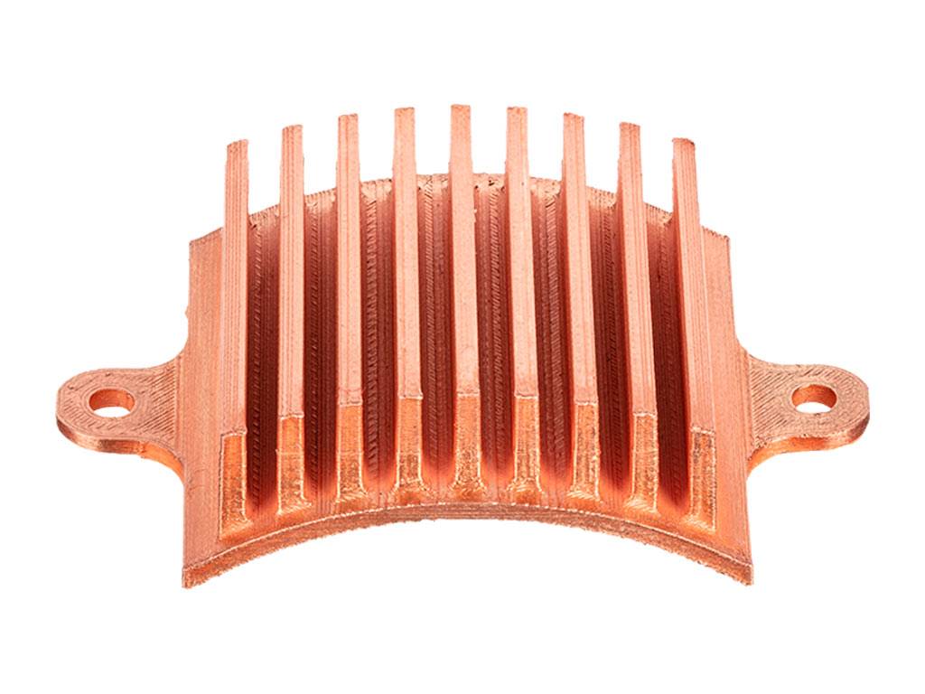 Preziss PRZeD additive manufacturing 3D printed copper Heat exchanger