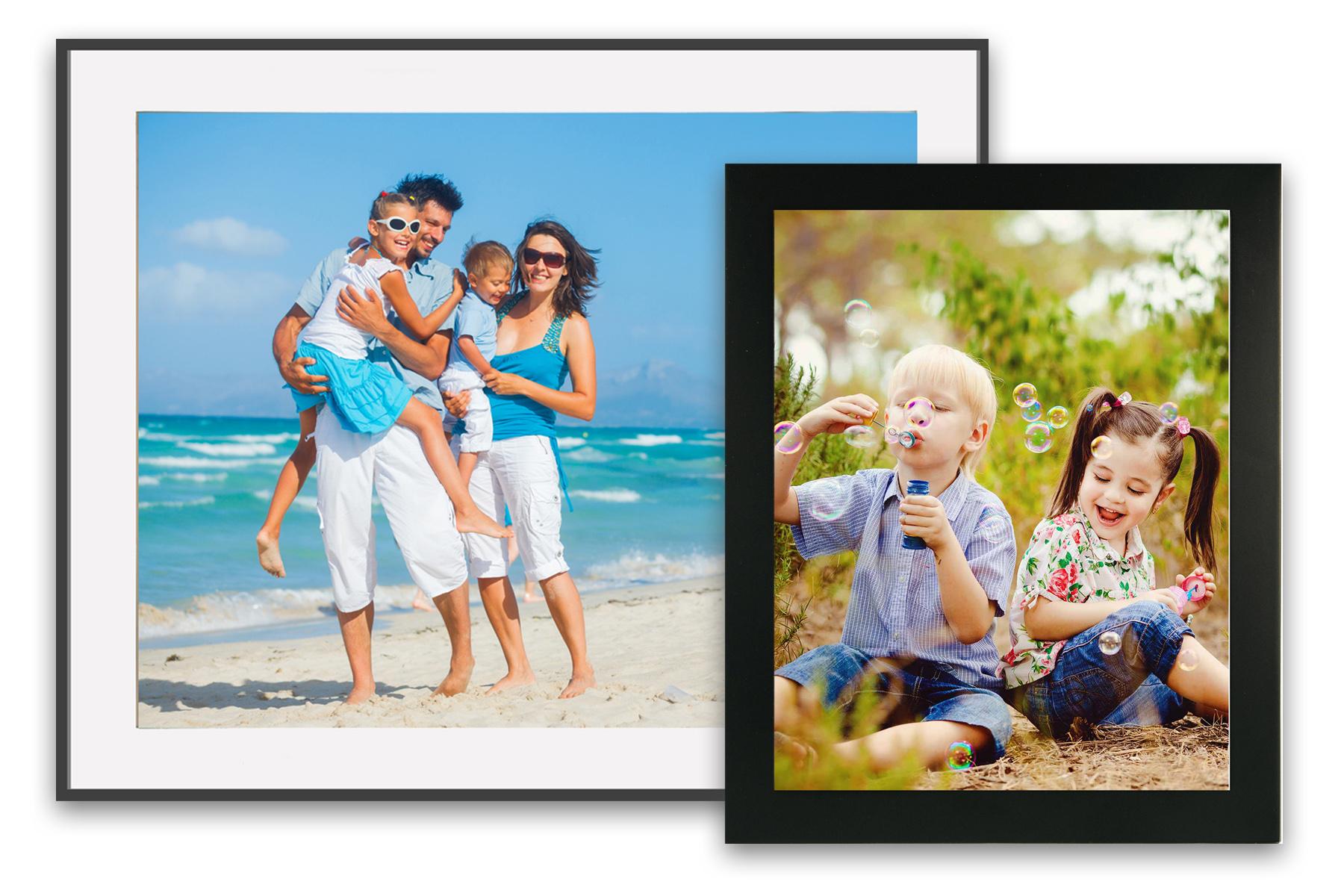 prints & frame