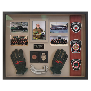 Firefighter frame