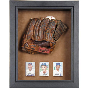 baseball glove frame