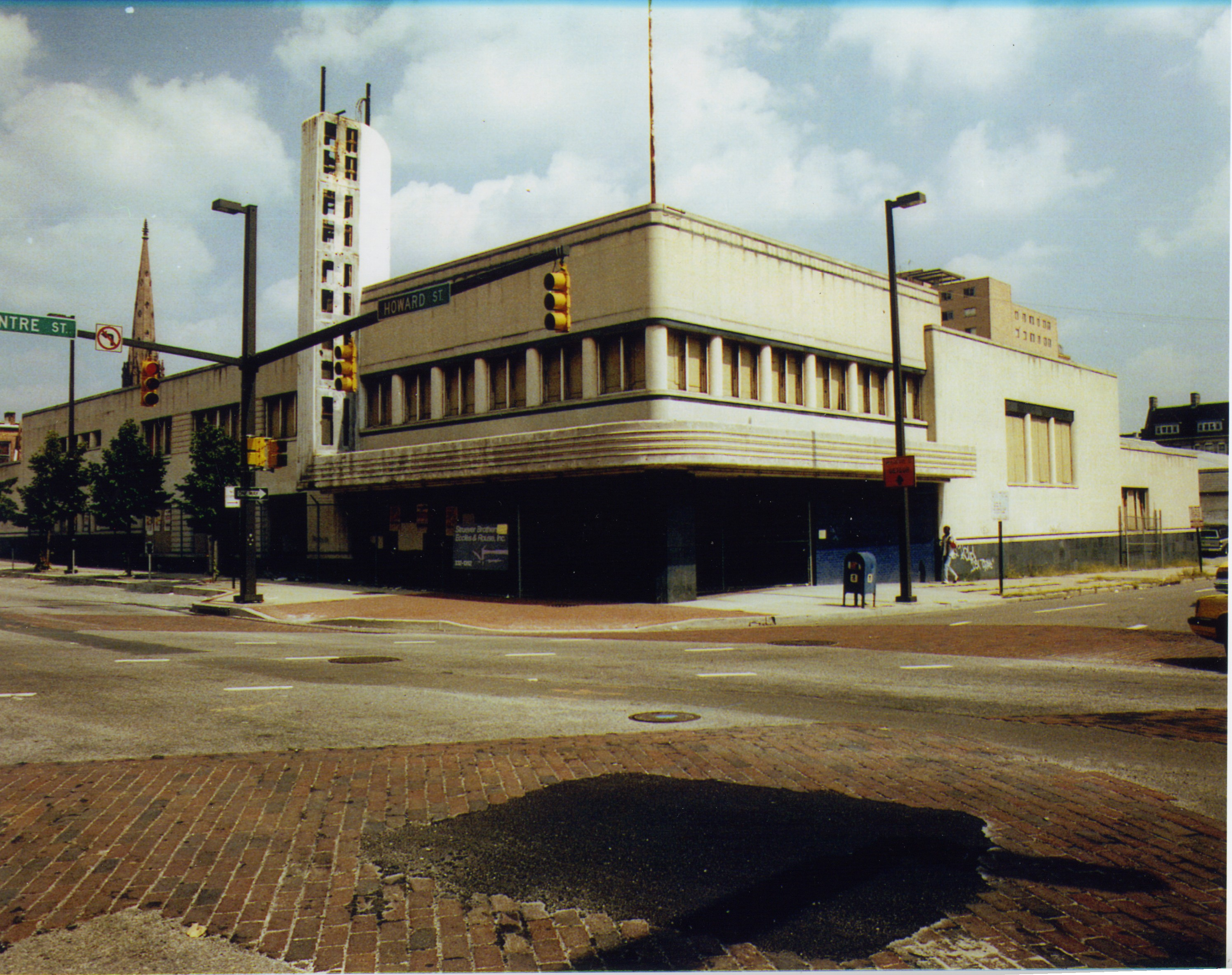 Projects | E R  Bacon Development - Greyhound Bus Terminal