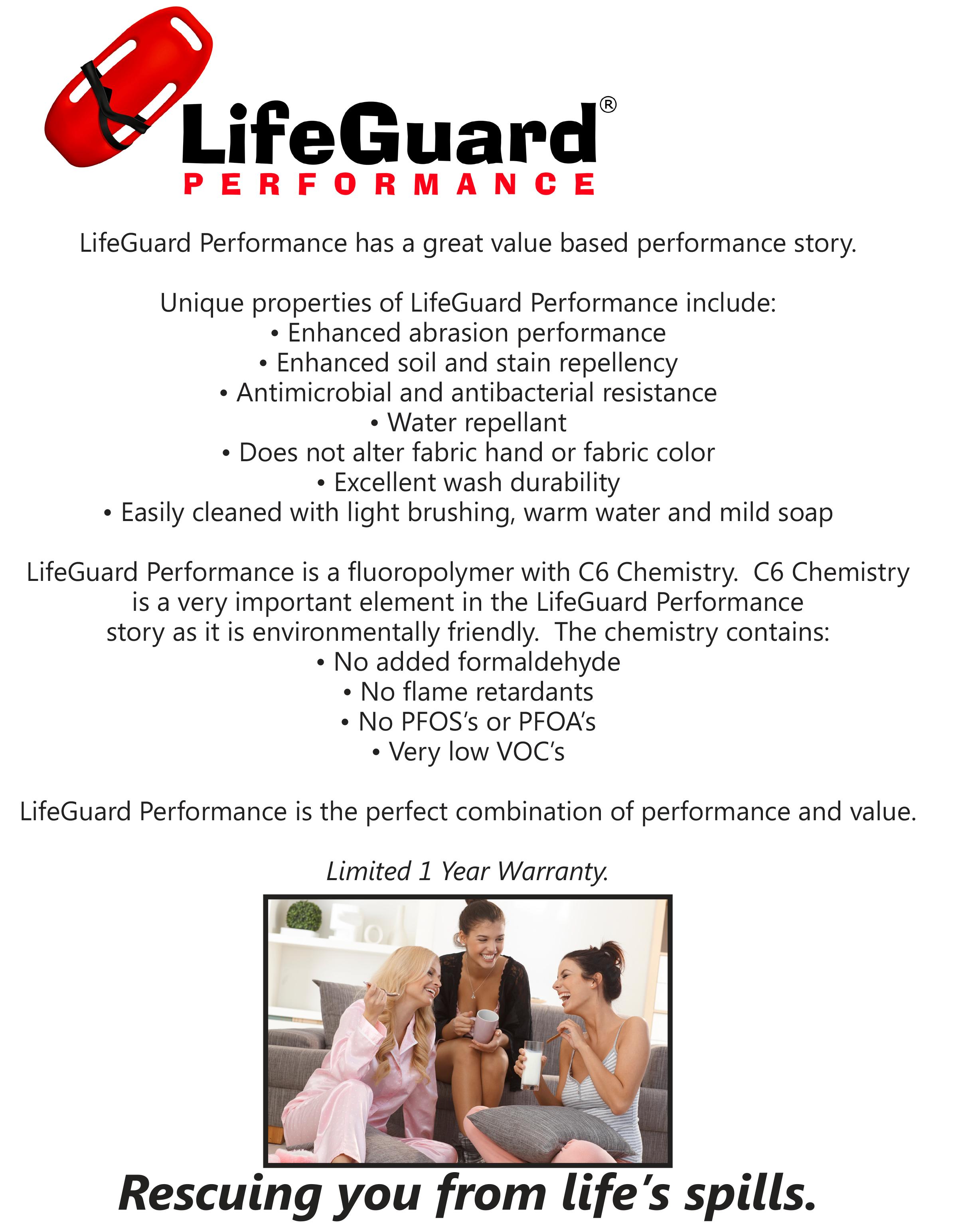 Lifeguard Performance