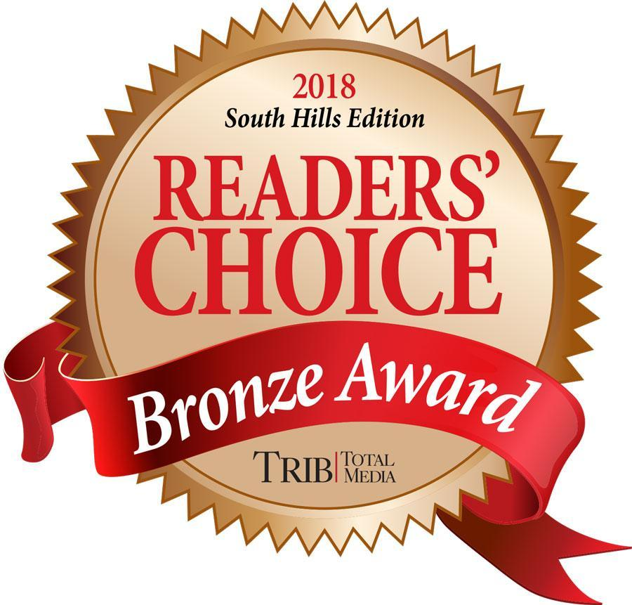 Reader's Choice 2018 Bronze Award