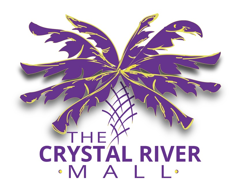Crystal River Mall with link to homepage