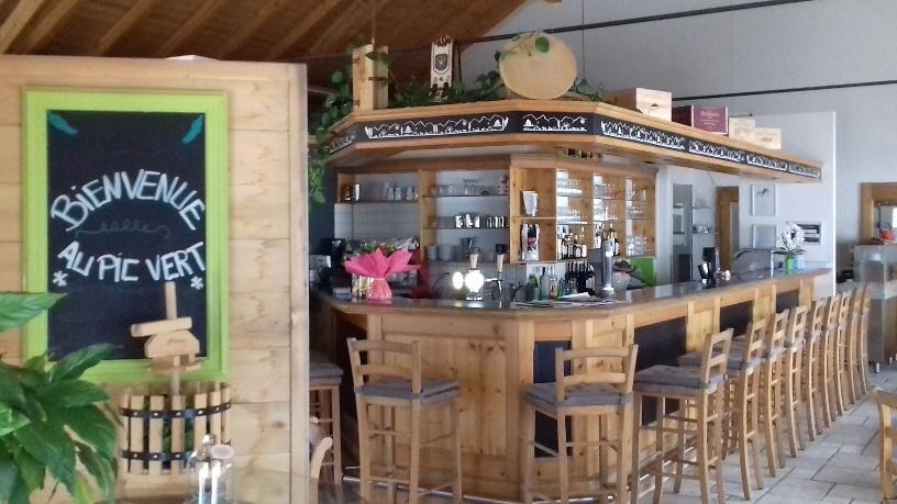Le Pic Vert rouvre enfin ! - Restaurant Le Pic Vert - Grandvillard