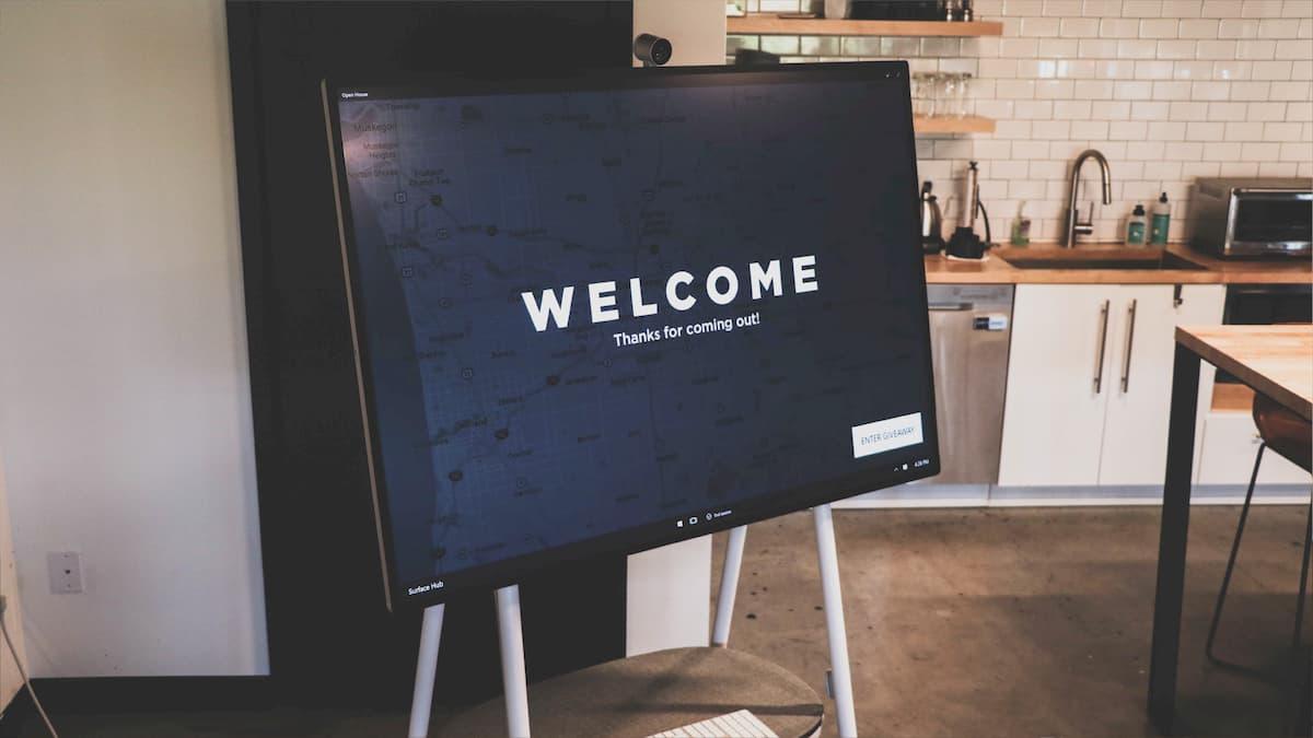 Creating a Custom Surface Hub App for a Custom Experience