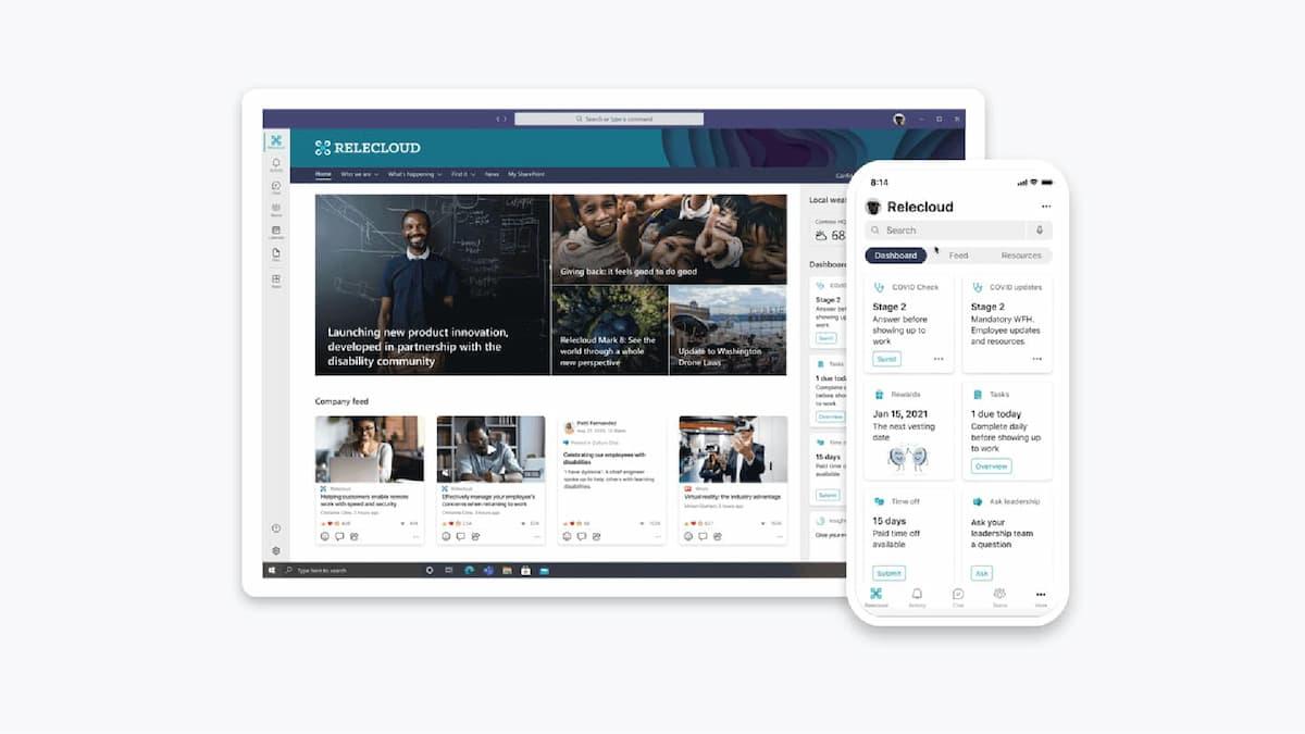 Intro to Microsoft Viva Connections