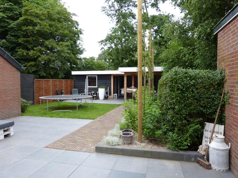 Een XXL veranda in Oudorp