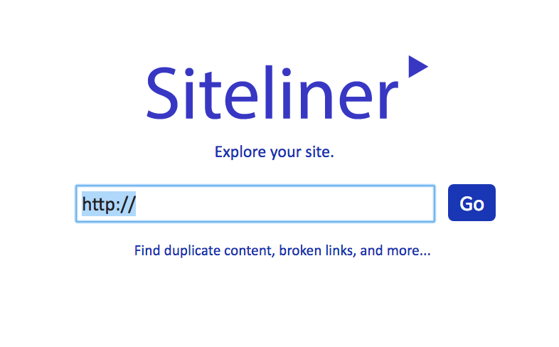 Siteliner for Legal SEO