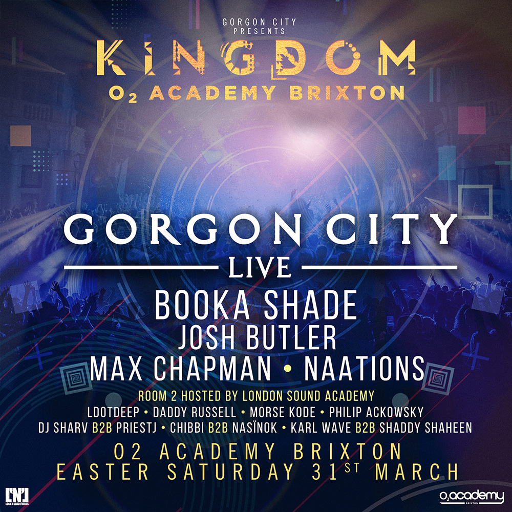 LSA Graduates Support Gorgon City at 02 Brixton Academy
