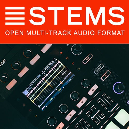 DJ Stems - The new DJ format