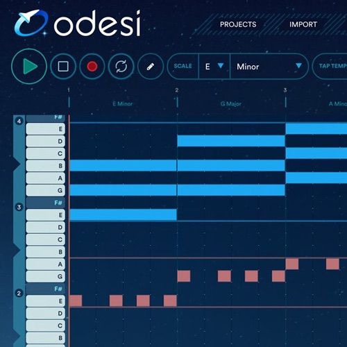 Odesi - The all new production aid from Mixed in Key