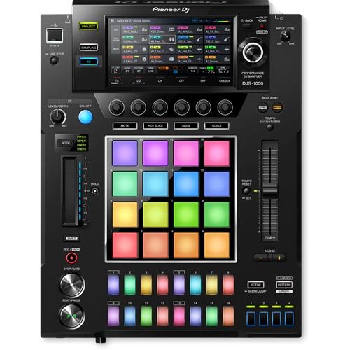 Pioneer DJS-1000 Lessons