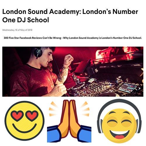 London's Number One DJ School